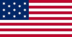 First stars and stripes
