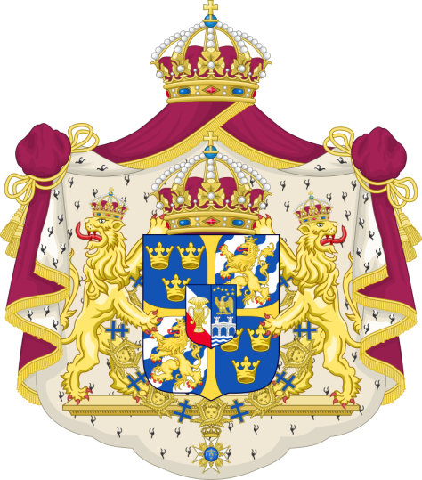 wapen van zweden