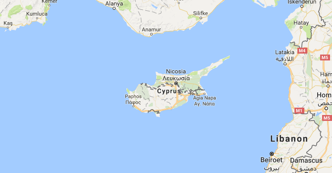 Cyprus – Independence Day (1960)