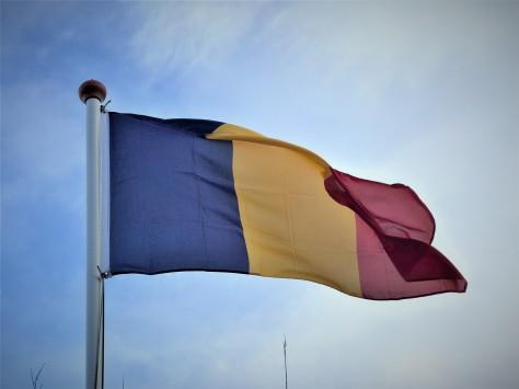 vlag roemenie bijgewerkt