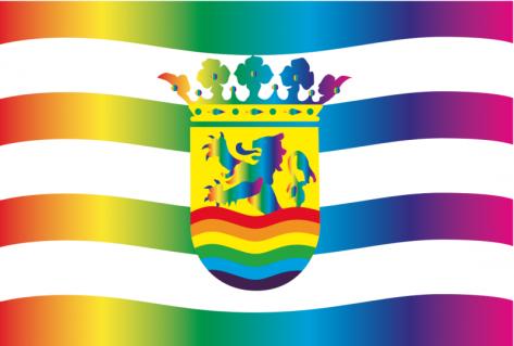 zeeuwse regenboogvlag