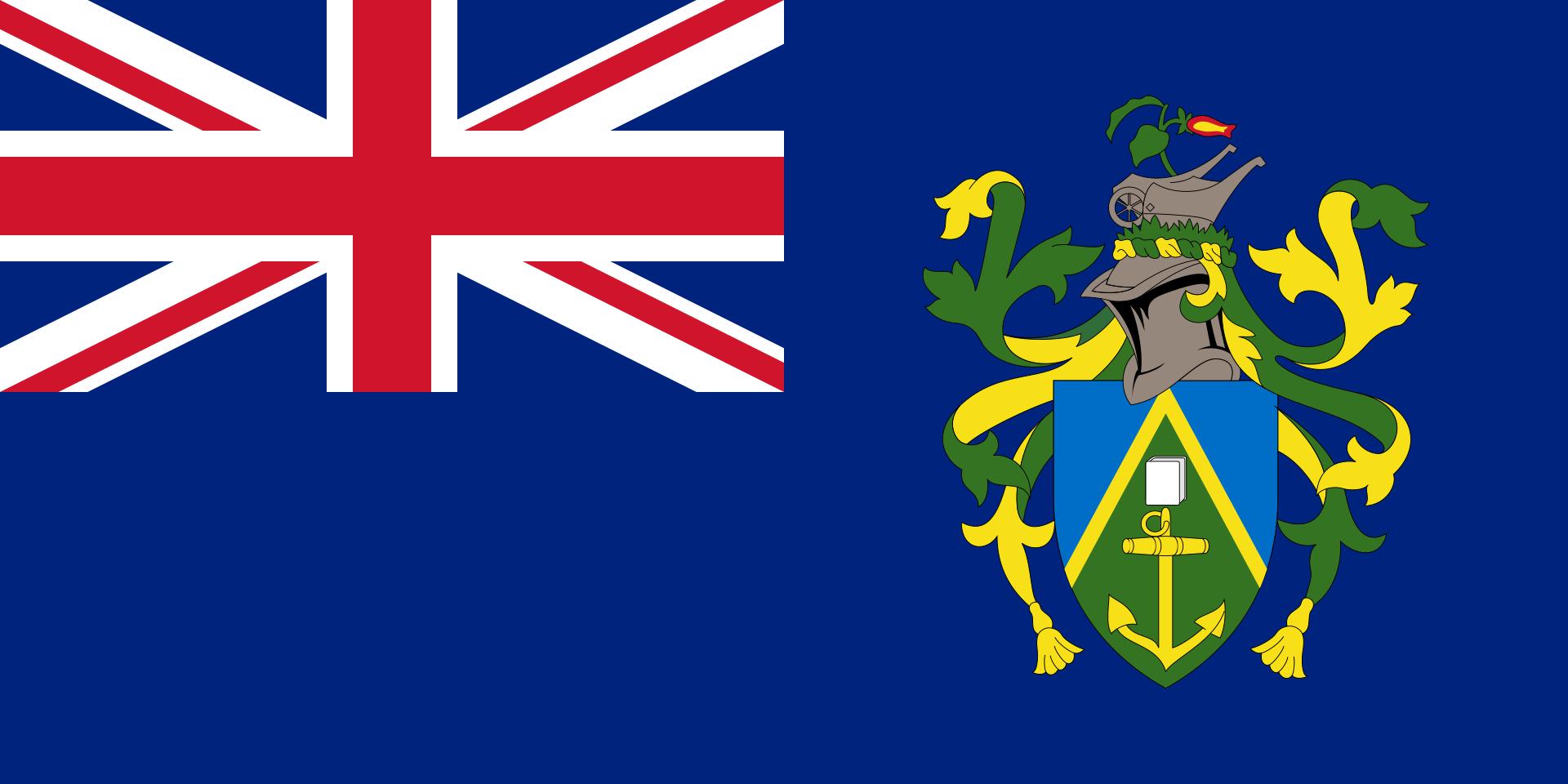 vlag pitcairn