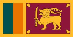 Vlag Sri Lanka