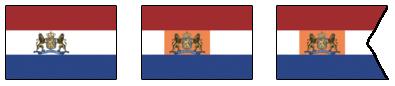 vlaggen oud