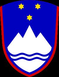 Wapen Slovenie