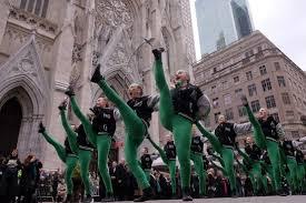 St Patrick's Day parade ny