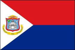 Vlag St Maarten