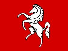 Vlag van Kent