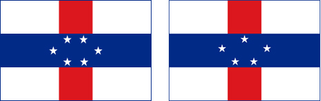 Vlaggen Antillen