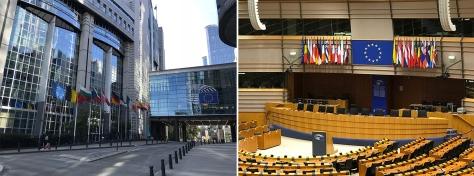Europa gebouw