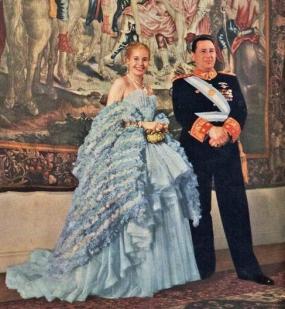 Juan en Eva Peron 1947