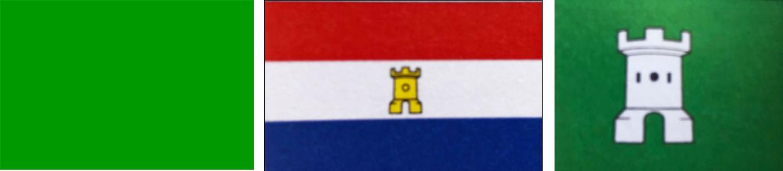 Middelburg drie maal