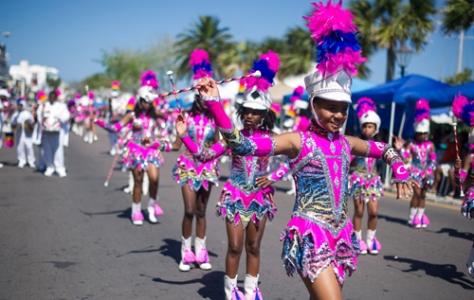 Parade Bermuda