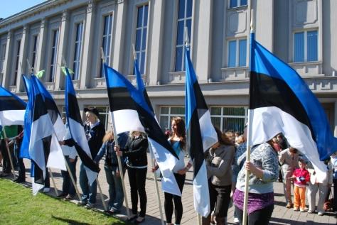 Estse vlaggenparade