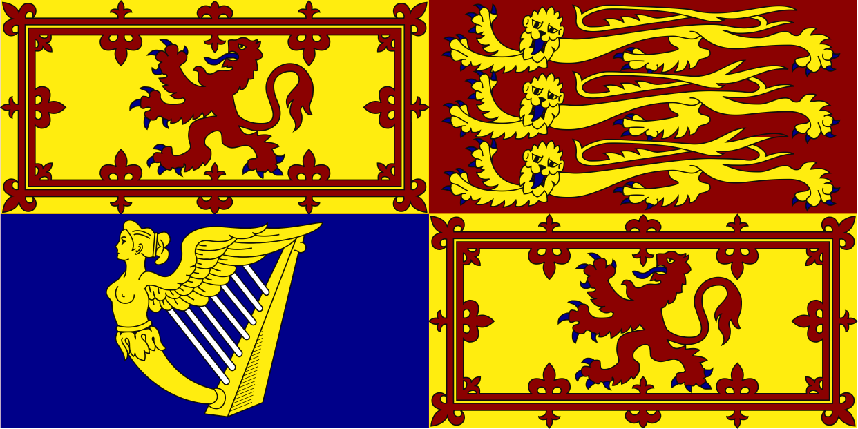 Koninklijke standaard Schotland