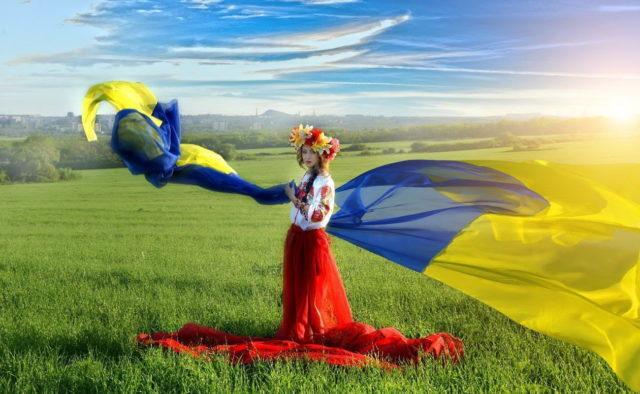 Oekraïne - Dag van de grondwet