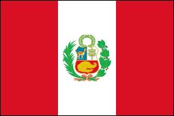 Vlag Peru