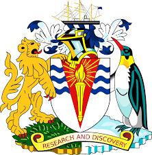 Wapen British Antarctic Territory