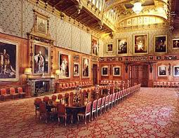 Waterloo Chamber - Windsor Castle