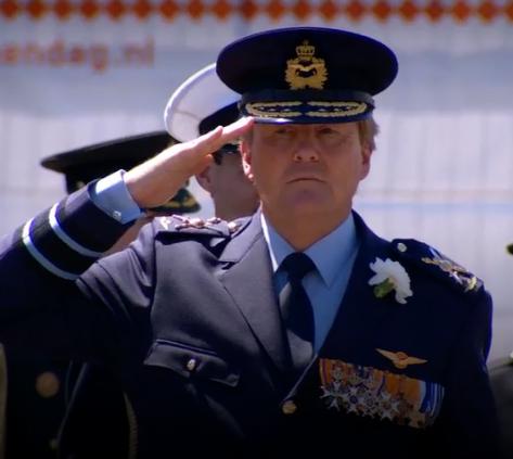 Willem-Alexander veteranendag 2019