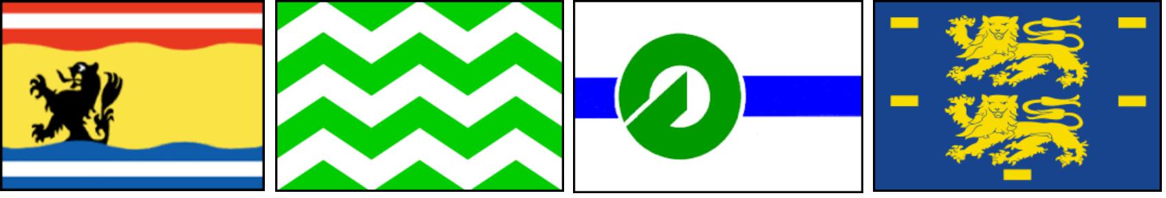 achterhoek streekvlaggen