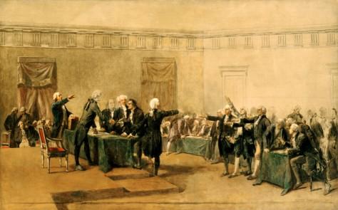 Armand Dumaresq - Schilderij signing declaration-Dumaresq,_c1873_-_restored