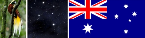 australie symbolen papoea