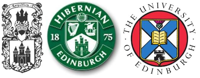 edinburg logos
