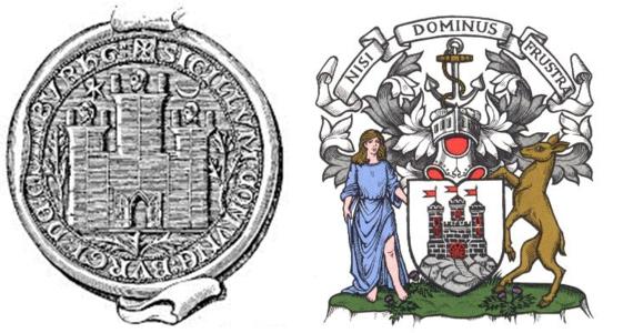 edinburg wapens
