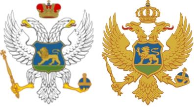 montenegro wapens