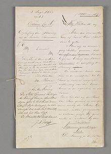 Nederlandse ontwerpwet arschaffing slavernij