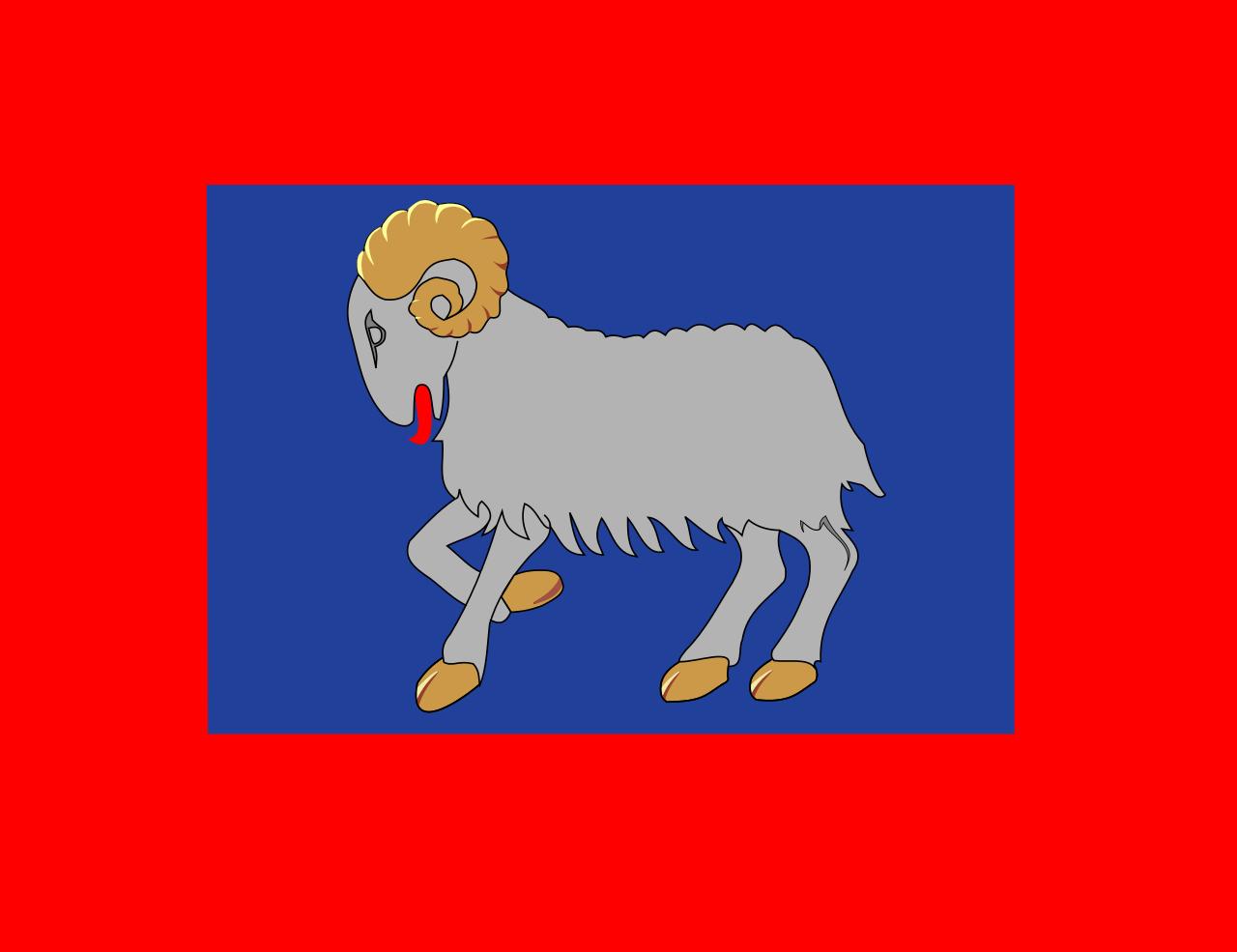 Schaap-vlaf Faeröer
