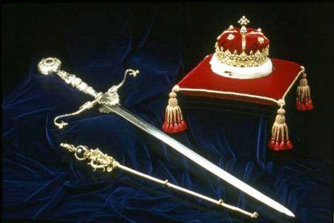 Schotse kroonjuwelen