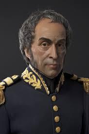Simón Bolívar door Bustillos Beiner