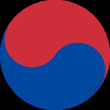 T'aeguk Zuid-Korea