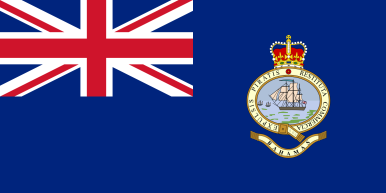 Vlag Bahama's 1953-1964