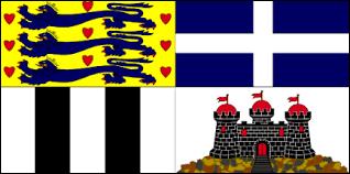 Vlag prins Philip