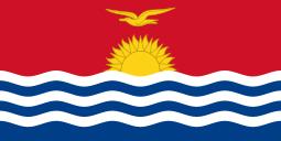 Vlag van Kiribati