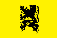 Vlag Vlaamse Beweging