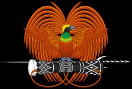 Wapen Papua-Nieuw-Guinea