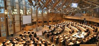 Zaal Schots parlement