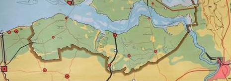 Zeeuws-Vlaanderen schoolkaart