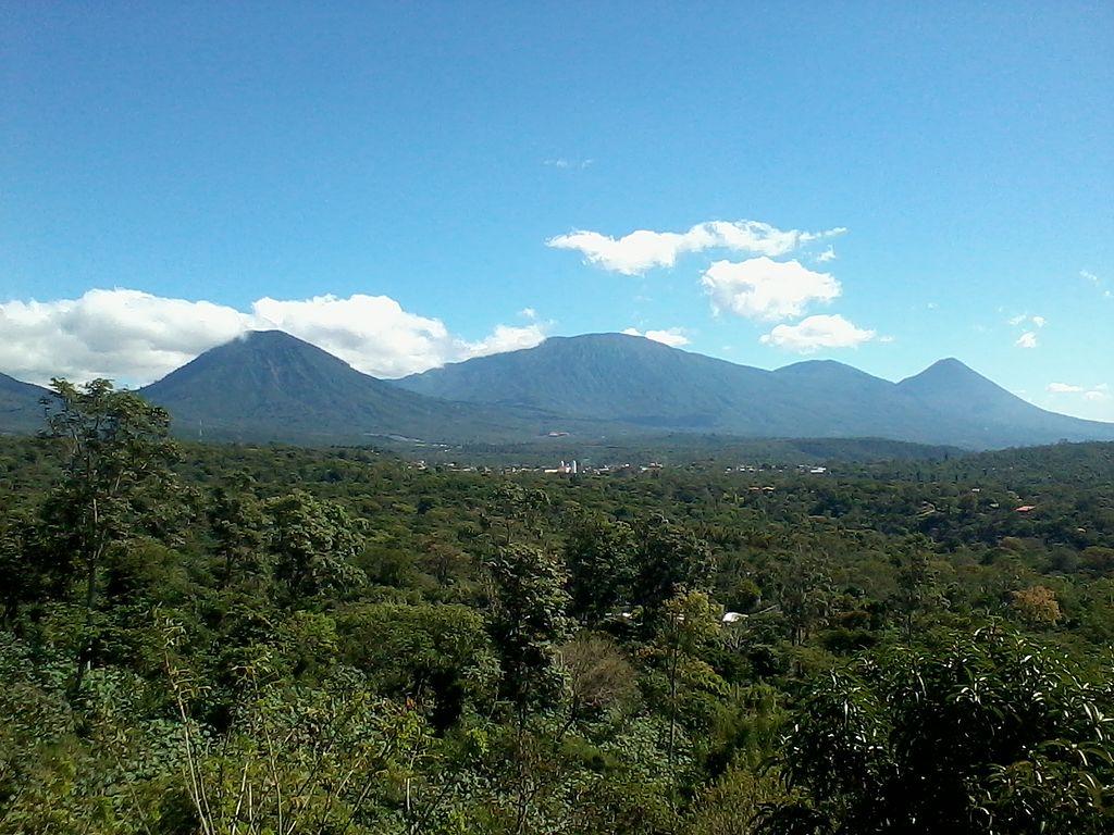 Cordillera de Apaneca