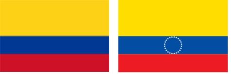 ecuador derde vlaggen