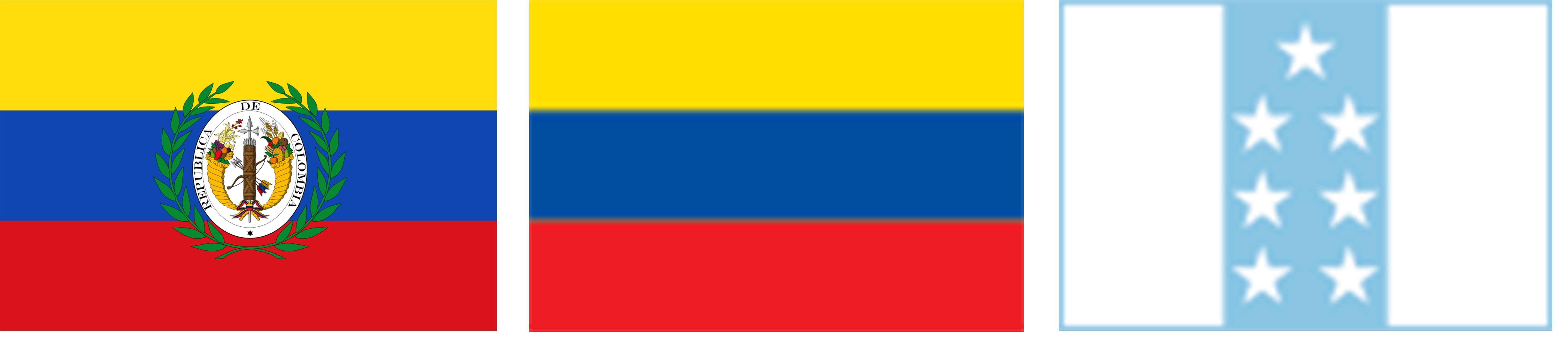 ecuador tweede vlaggen