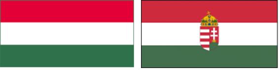hongarije 01 vlaggen