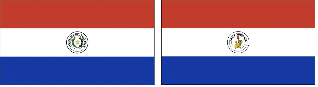 paraguay 02 vlaggen
