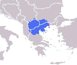 Regio Macedonië