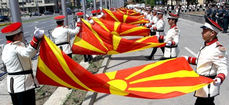 Republic Day North Macedonia