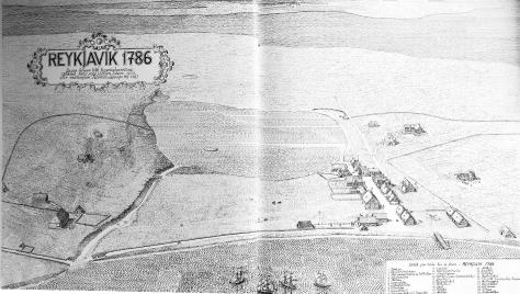 reykjavik kaart